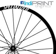 Specialized Rim Decal