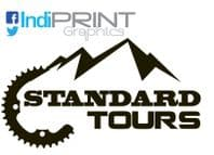 Standard Tours Vehicle/Wall Graphic