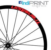 Transition Rim Decal