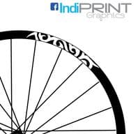 Tribal Segment Rim Decals/Stickers