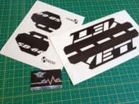 Yeti SB-66 Decal Kit