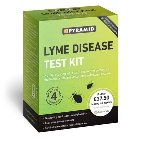 Lyme Disease Test Kit / Testing Fee
