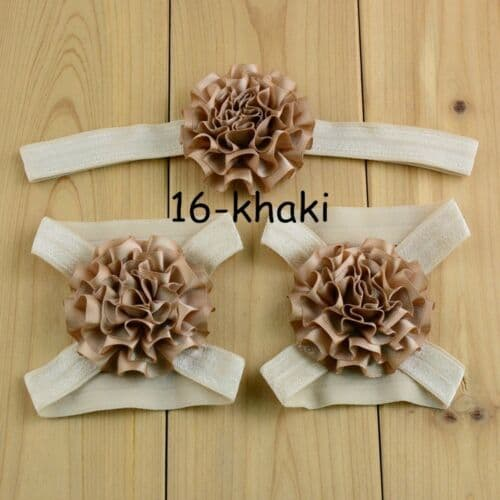 2 Piece Sandal and Headband Set    FREE UK Delivery (1)