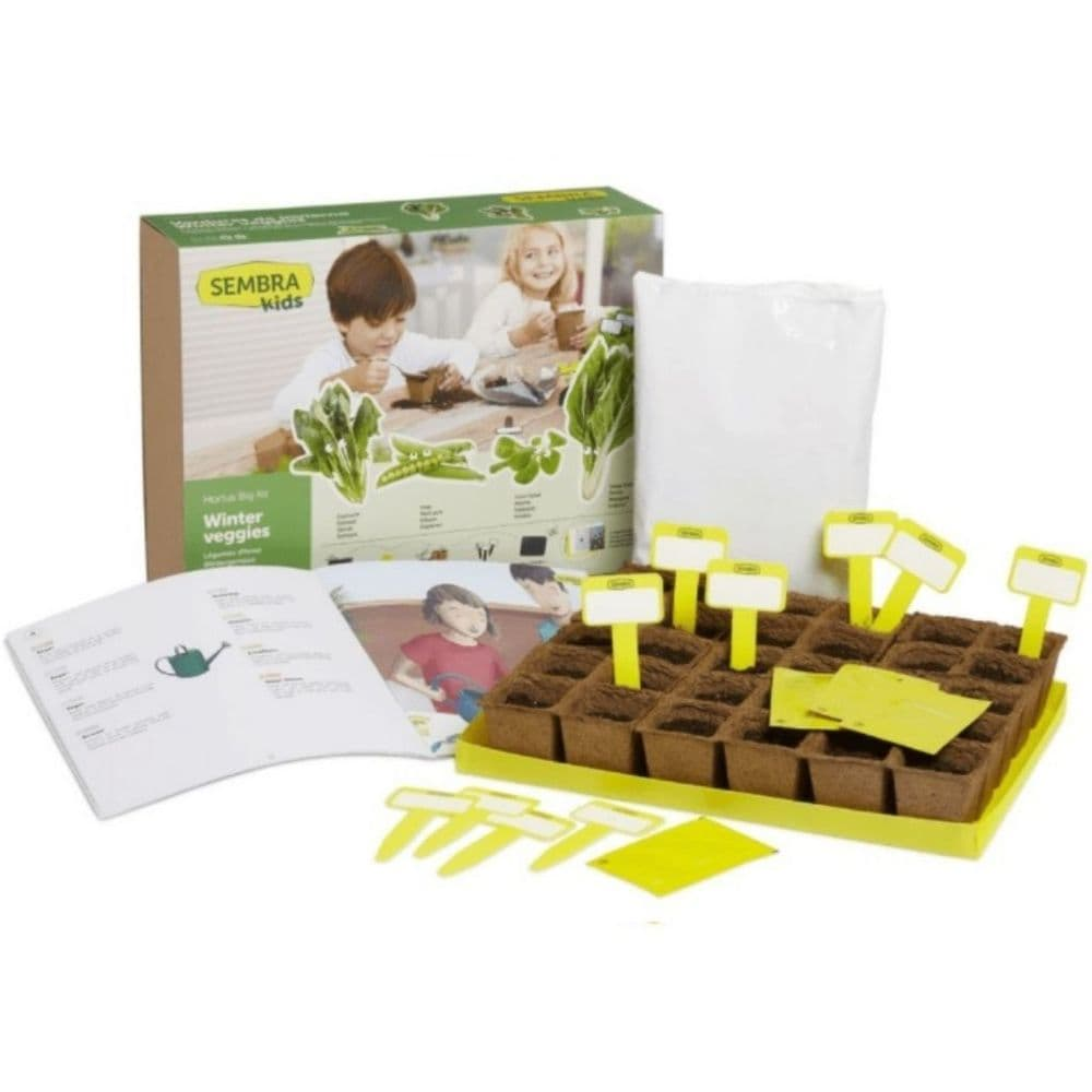 SEMBRA Winter Vegetable Gardening Kit