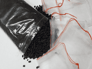 1kg Activated Carbon + 5 Small Mesh Bags