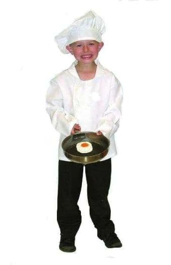 CHEFS BOYS GIRLS COSTUME