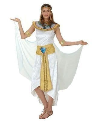 QUEEN OF THE NILE CLEOPATRA EQYPTIAN LADIES COSTUME