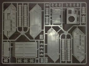 Imperial Guard Chimera Chassis Sprues
