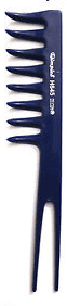 Dimples H644 Twin Tailed Hairdressing Comb
