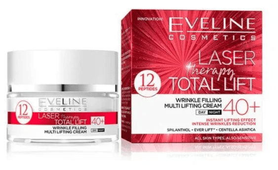 Eveline Laser Therapy Total Lift 40+