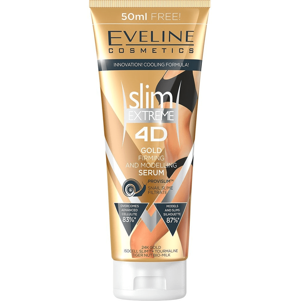 Eveline Slim Extreme 4D Gold Firming And Modelling Serum