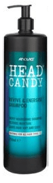 Head Candy Revive & Energise Shampoo 750ml