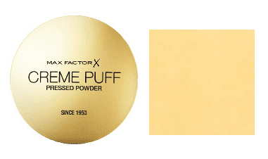 Max Factor Creme Puff Refil Golden