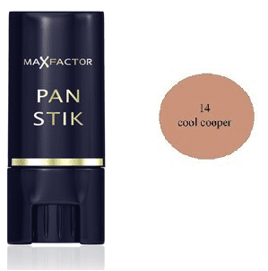 Max Factor Pan Stik Cool Copper