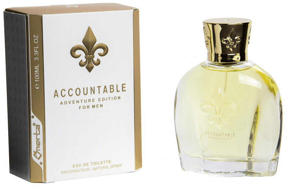 Omerta Mens Aftershave Accountable 100ml EDT