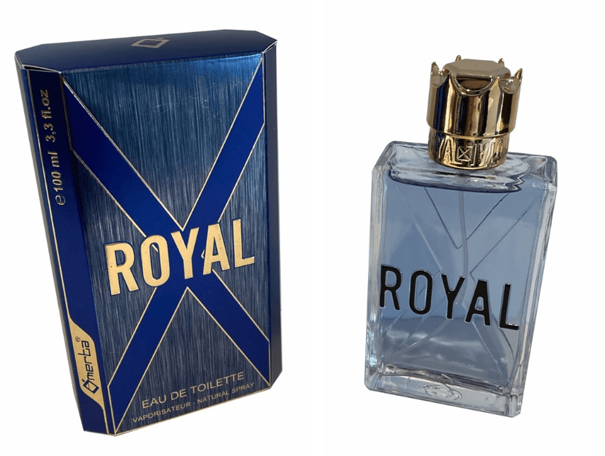 Omerta Mens Aftershave Royal X 100ml EDT