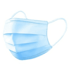 PPE Surgical Face Mask 1x50