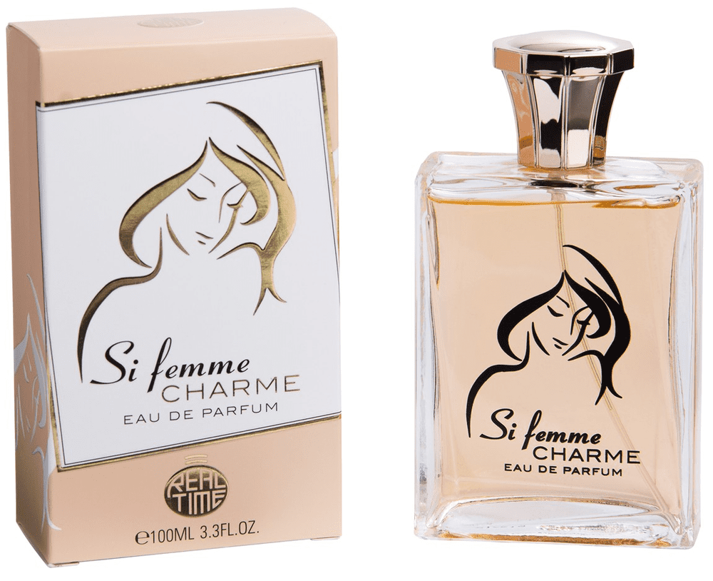 Real Time Ladies Perfume Si Femme Charme 100ml EDP