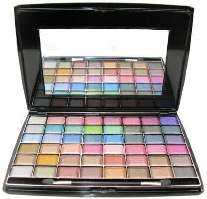 Saffron 48 Colour Cream Eyeshadows