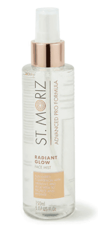 St Moriz Advanced Radiant Glow Face Mist 150ml