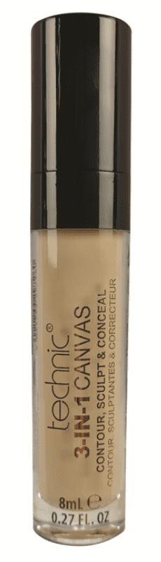 Technic 3in1 Canvas Concealer Ivory