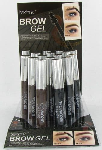 Technic Brow Gel 1x16