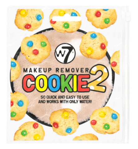 W7 Makeup Remover Cookie 2